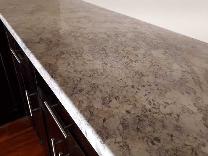 Marble Countertop - Kitchen Renovation Services Oshawa by PCMINC