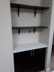 Kitchen Storage - Residential Renovation Bowmanville by PCM Inc.
