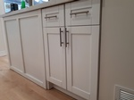 Modular Kitchen Cabinetry - Kitchen Renovation Port Perry by PCM Inc.