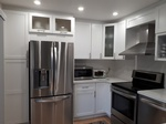 Modern Modular Kitchen by PCM Inc. - General Contractors Whitby
