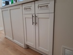 White Kitchen Cabinet - Kitchen Renovation Services Ajax by PCMINC