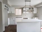White Cabinets - Kitchen Renovation Ajax by PCM Inc.