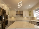Modular Granite Kitchen Cabinetry - Interior Renovation Pickering by PCM Inc.