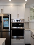 Modern Kitchen Cooktop - Residential Renovation Oshawa by PCM Inc.