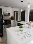 Equipped Kitchen - Residential Renovation in Whitby by PCM Inc.
