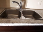 Double Bowl Steel Kitchen Sink - Kitchen Renovation Services Oshawa by PCMINC