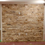 Wall Tiles - Residential Renovation Pickering by PCMINC