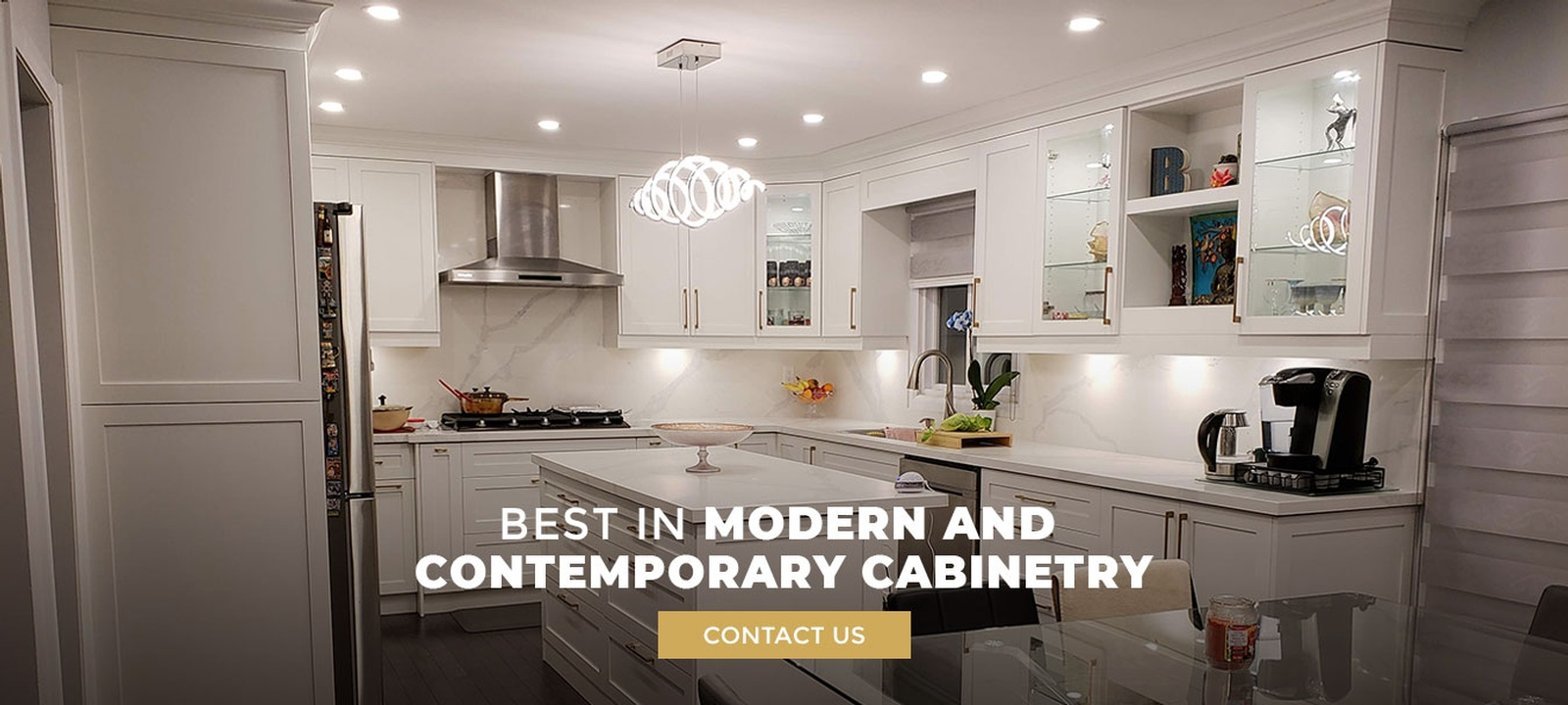 Best in Modern and Contemporary Cabinetry - PCMINC
