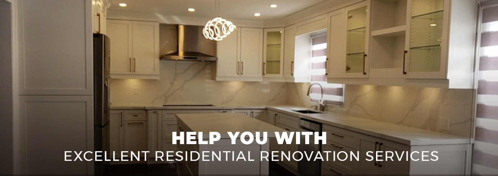 Help You With Excellent Residential Renovation Services