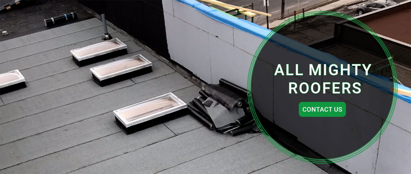 Flat Roofing Bolton