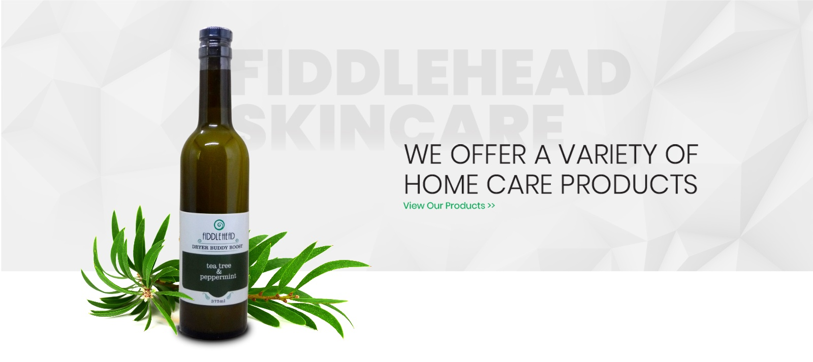 Organic Home Care Products