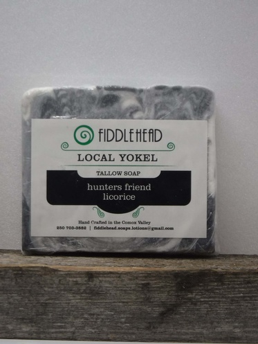HUNTERS FRIEND - LICORICE & TALLOW SOAP