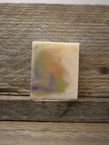 REMEMBER SUMMER - ROSEMARY, BERGAMOT & TALLOW SOAP