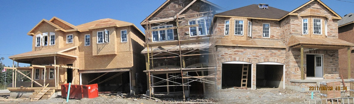 New Home Construction Services by Arnold Homes Ltd - Residential Contractor Toronto ON