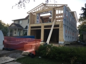 Custom Home Renovations East York by Arnold Homes Ltd