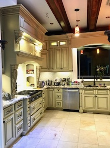 Wooden Kitchen Cabinets - Kitchen Renovation Aurora by Arnold Homes Ltd