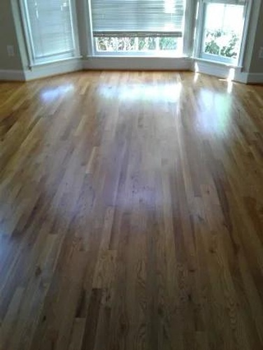 A Clean Wooden Floor - Hardwood Floor Cleaning Atlanta by Preferred Carpet Cleaning and Floor Care