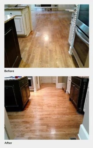 Wooden Floor Cleaning Comparison - Floor Cleaning Atlanta by Preferred Carpet Cleaning and Floor Care