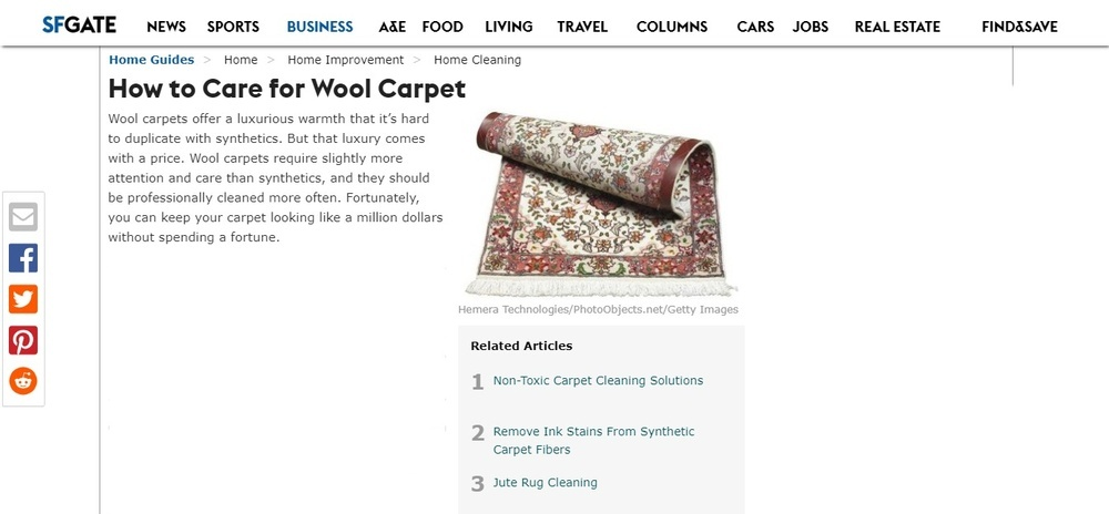How to Care for Wool Carpets