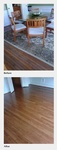 Kitchen Floor Cleaning Comparison - Floor Cleaning Atlanta by Preferred Carpet Cleaning and Floor Care