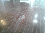 Wooden Floor Before Cleaning - Floor Cleaning Atlanta by Preferred Carpet Cleaning and Floor Care