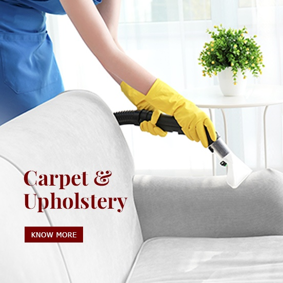 Carpet and Upholstery - Carpet Cleaning Gainesville by Preferred Carpet Cleaning and Floor Care