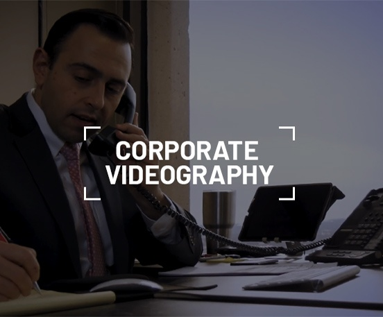 Corporate Videography