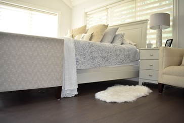 Bedroom Hardwood Floor Installation Grimsby by Bert Vis Flooring Inc.