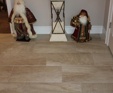 Ceramic Tile Installation Services by Bert Vis Flooring Inc. - Flooring Company in Smithville Ontario