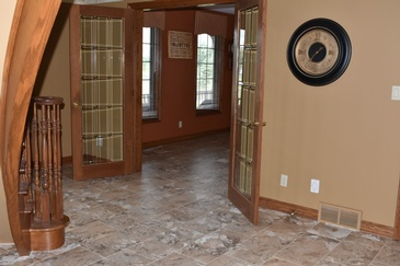 Residential Ceramic Tile Flooring by  Flooring Installers Hamilton at Bert Vis Flooring Inc.
