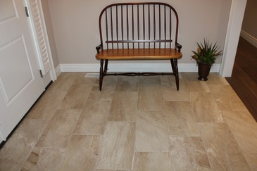 Ceramic Tile Installation Burlington by Bert Vis Flooring Inc.