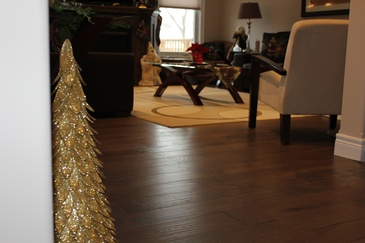 Living Room Hardwood Flooring St Catharines by Bert Vis Flooring Inc. -