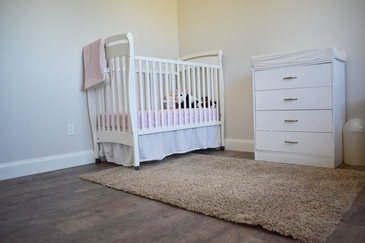 Nursery Room Flooring by Flooring Installers Burlington - Bert Vis Flooring Inc.