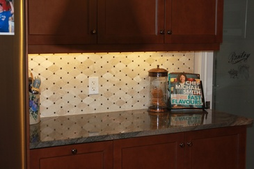 Kitchen Backsplash Tiles Hamilton Ontario by Bert Vis Flooring Inc.