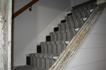 Carpet Runner for Stairs by Flooring Installers Hamilton - Bert Vis Flooring Inc.