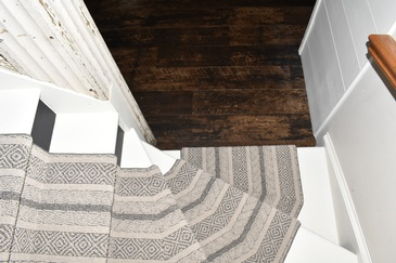Carpet Runner for Stairs by Bert Vis Flooring Inc. - Flooring Company in Smithville Ontario
