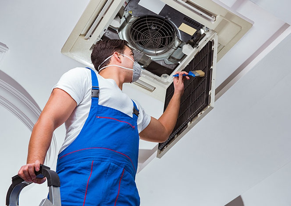 Duct Cleaning Princeton