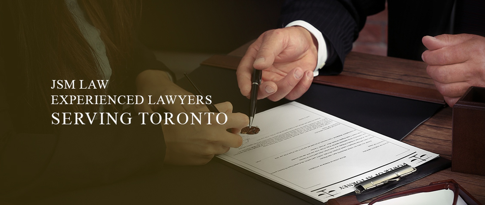 CORPORATE, CRIMINAL AND PERSONAL INJURY LAWYERS TORONTO ON