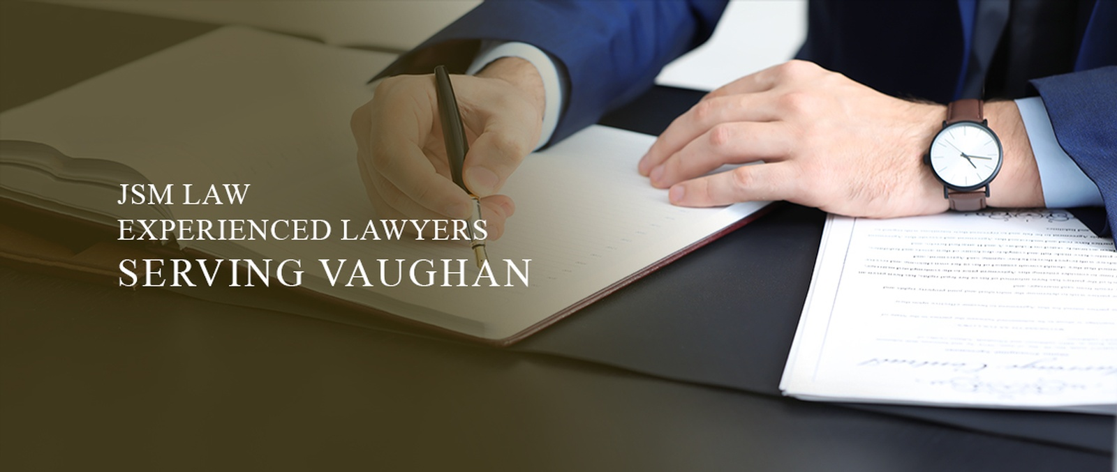 CORPORATE, CRIMINAL AND PERSONAL INJURY LAWYERS VAUGHAN ON