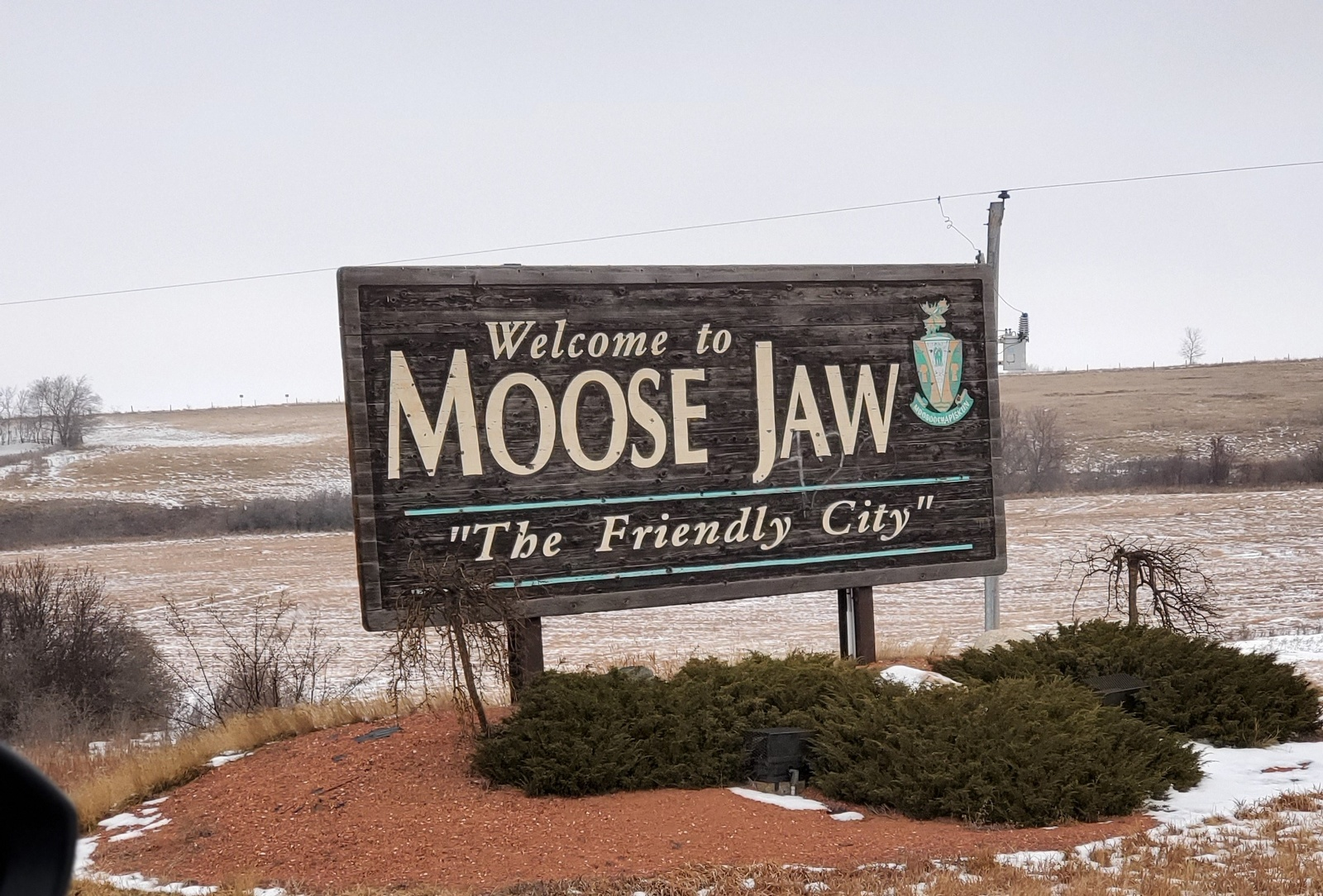 Moosejaw Sask. One of the RNIP (Rural and Northern Immigration Pilot Program) locations.