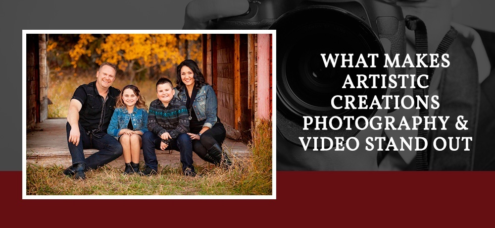 What Makes Artistic Creations Photography and Video Stand Out