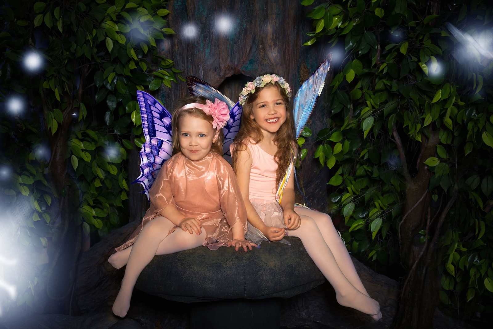 Enchanted Fairies Photoshoot - Children's Fantasy Photography St. Albert by Artistic Creations Photography and Video