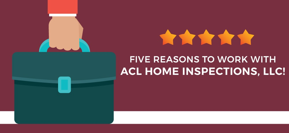 Blog by ACL Home Inspections, LLC