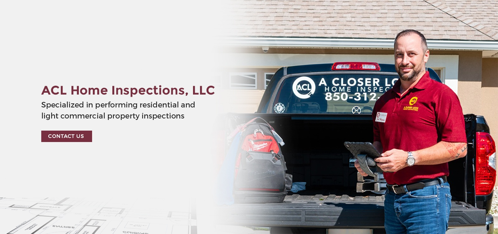 ACL Home Inspections LLC in Tallahassee FL