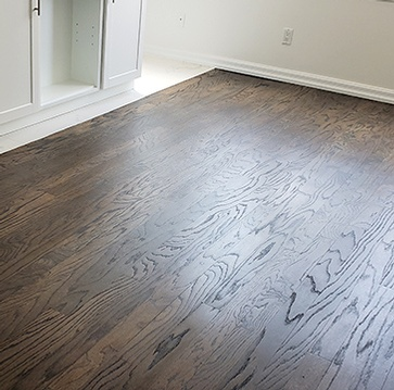 Hardwood Floor Installation in Pickering