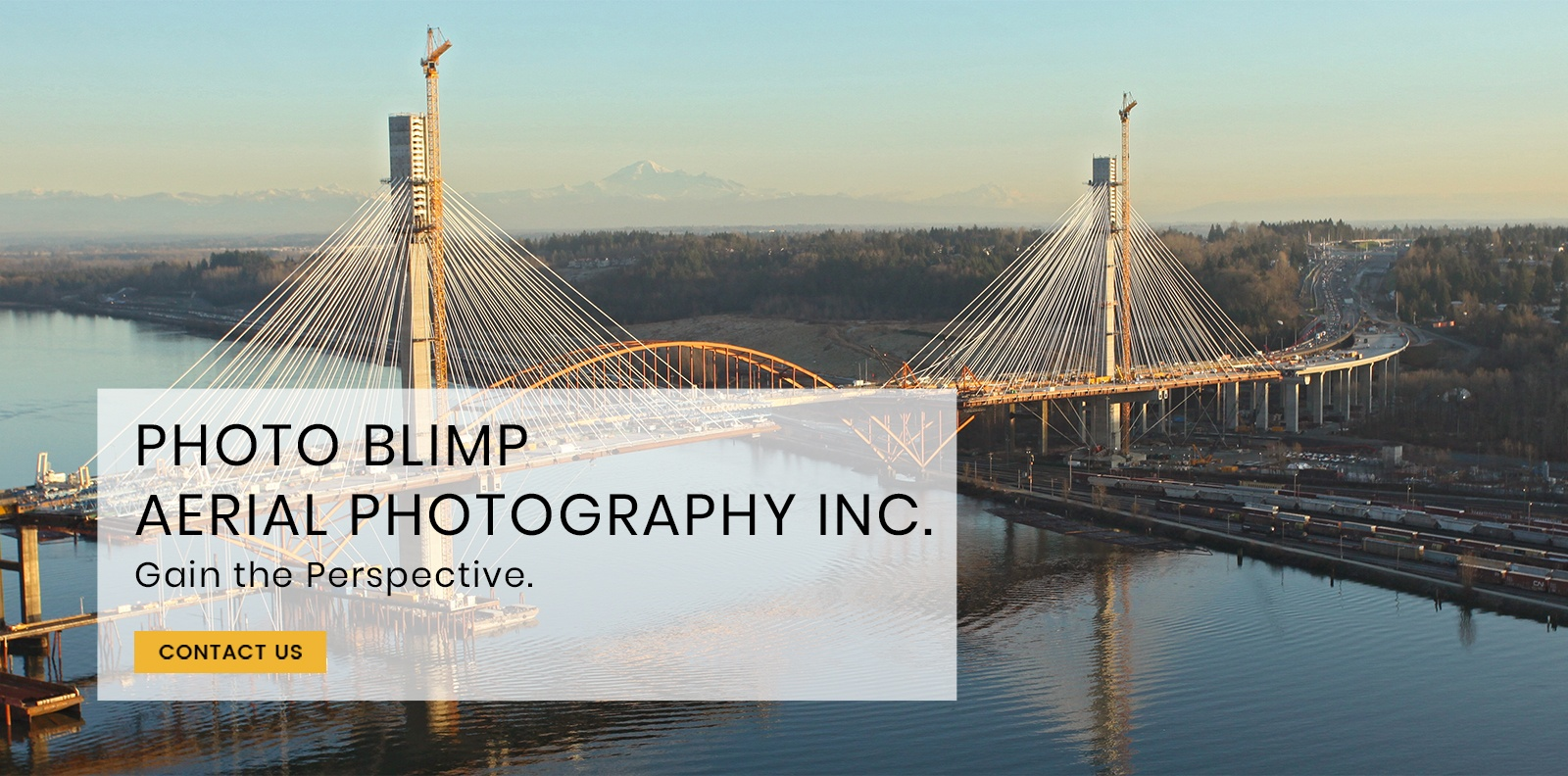 Photo Blimp Aerial Photography Inc.