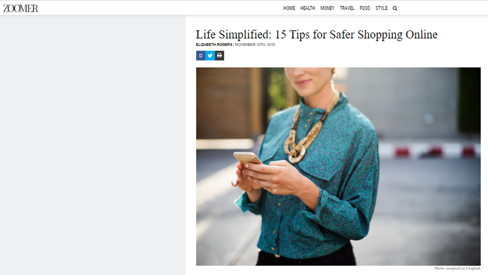 Life Simplified 15 Tips for Safer Shopping Online