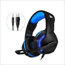 PHOINIKAS USB Gaming Headset at Online Electronics Retail Store Canada - Sopro Market