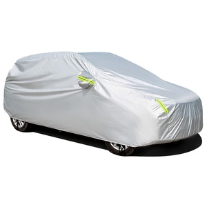 MATCC Car Cover Waterproof SUV Cover UV Proof Outdoor or Indoor for Full Car All Season All Weather