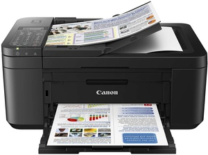Canon PIXMA TR4527 Wireless Color Photo Printer With Scanner at Online Electronics Store Canada